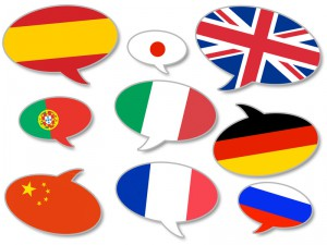 languages on line